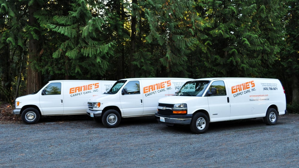 Ernie's Carpet Care: Woodinville, WA