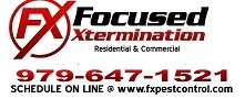 Focused Xtermination: Sweeny, TX