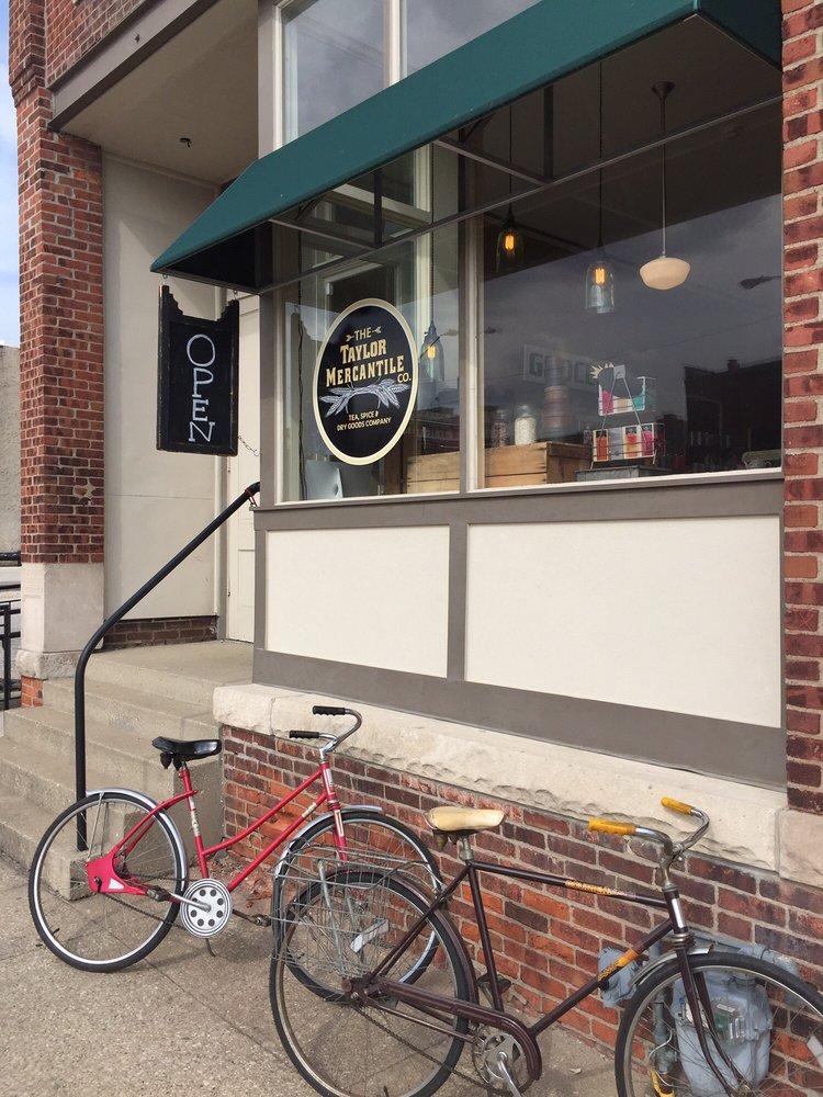 The Taylor Merchantile: 228 South Mauvaisterre St, Jacksonville, IL