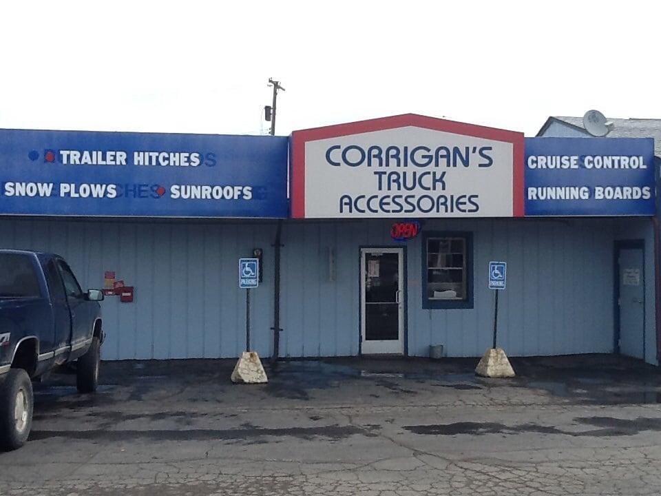 Corrigan's Truck Accessories: 400 Lansing St, Charlotte, MI