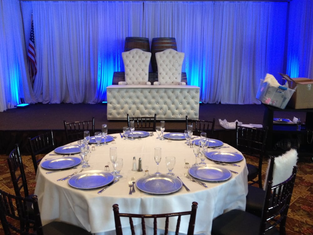 Photo Of Star Event Productions Montebello Ca United States White Tufted Head