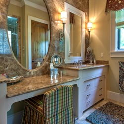 Photo Of Advance Cabinetry   Fletcher, NC, United States. Master Bath  Advance Cabinetry