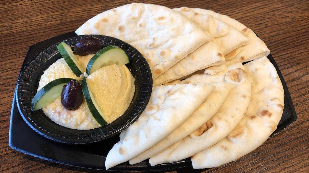 Mr. Gyros Greek Food & Pastry: 14983 W 119th St, Olathe, KS