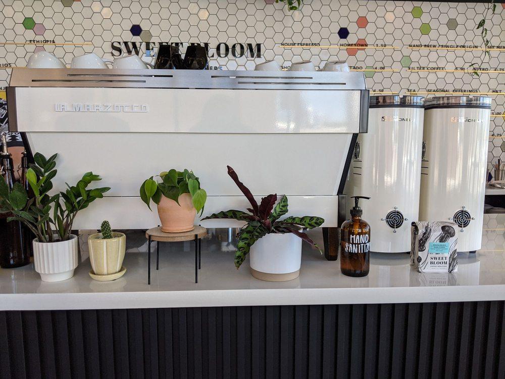Sweet Bloom Coffee Roasters: 8850 Westminster Blvd, Westminster, CO