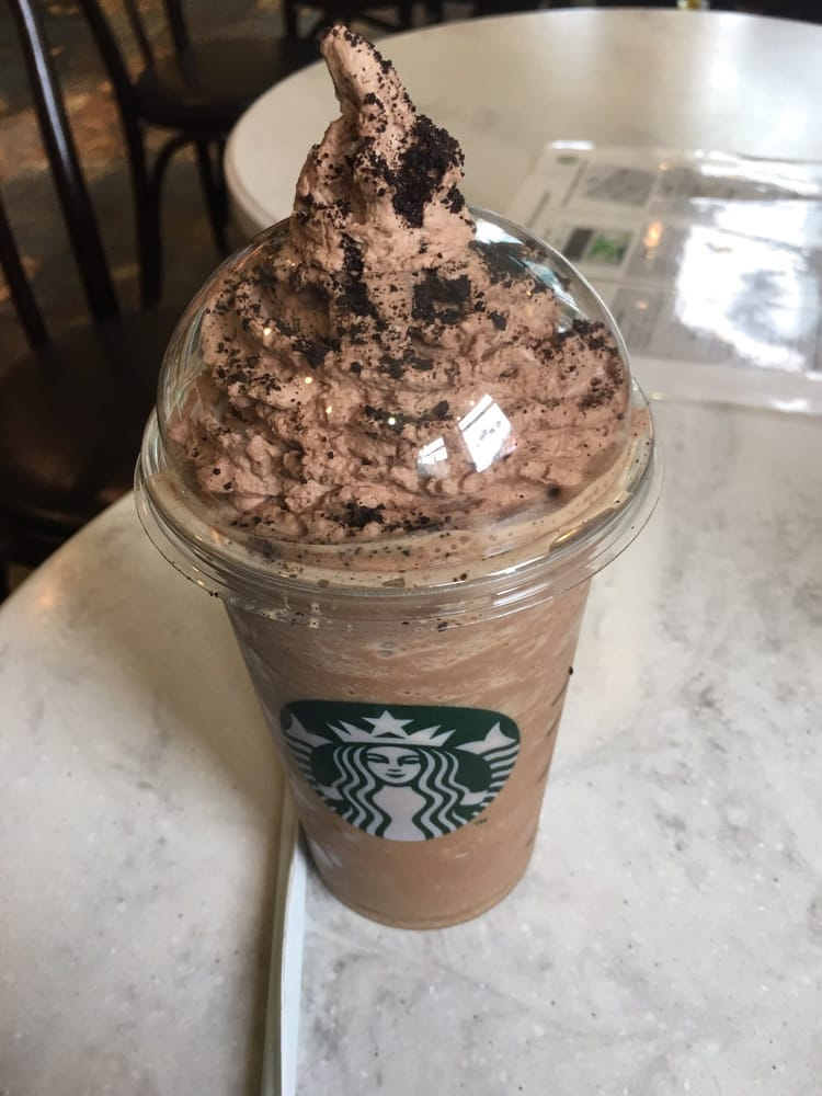 Venti Mocha Cookie Crumble Frappuccino With No Java Chips 4