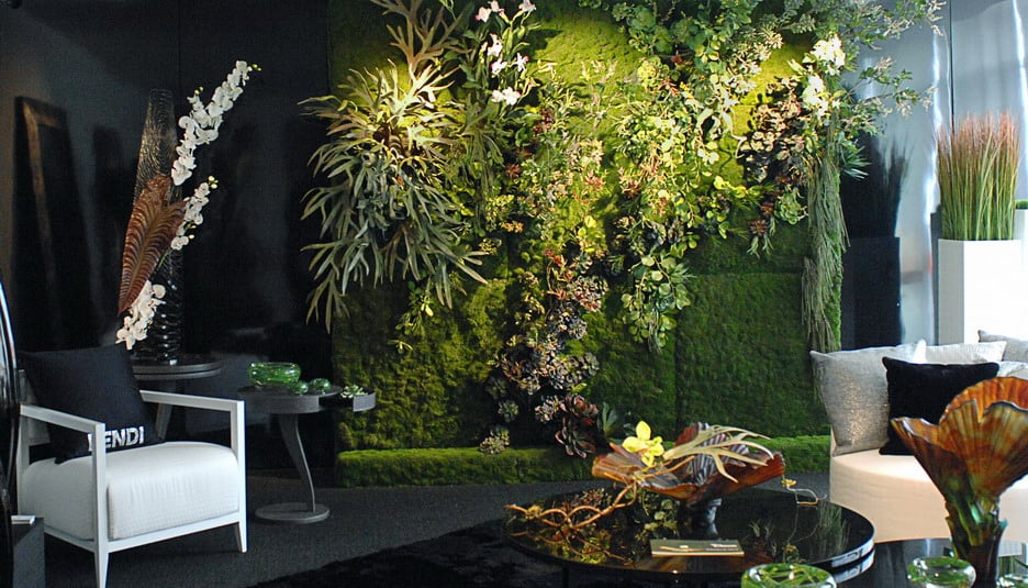 mur v g tal artificiel showroom fendi floride yelp. Black Bedroom Furniture Sets. Home Design Ideas