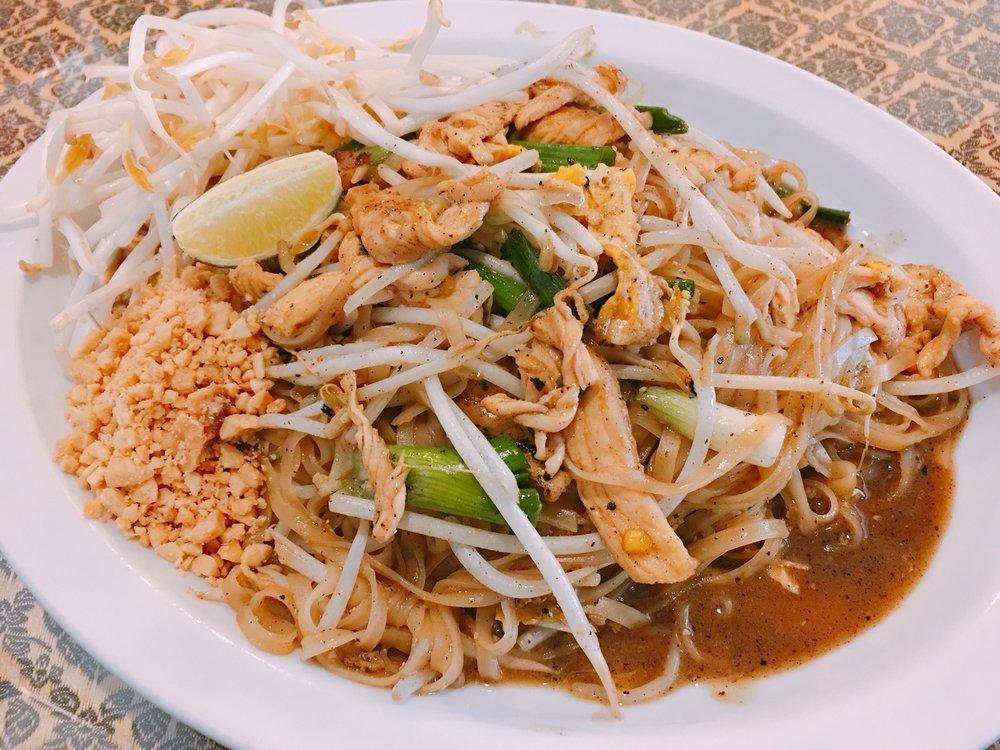 Thai Jasmine: 955 W Lanier Ave, Fayetteville, GA