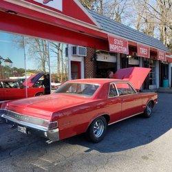 Forest hill garage tires auto repair stratford hills photo of forest hill garage richmond va united states solutioingenieria Images