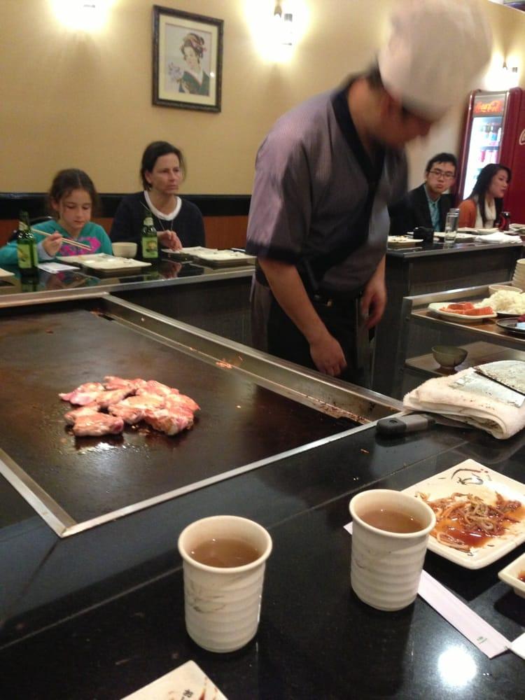 Fujiya Japanese Teppanyaki Restaurant Gordon