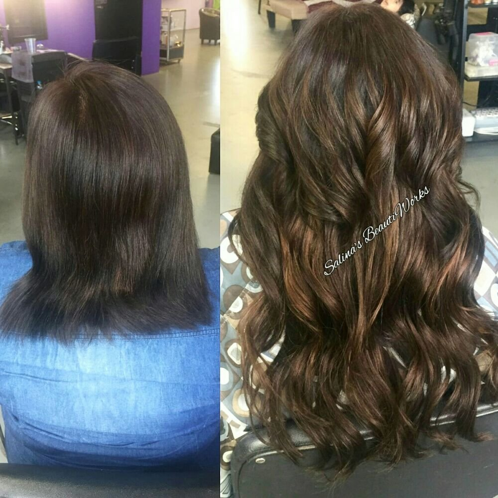 Hair Extensions 100 Remy Human Hair Available For Purchase Yelp