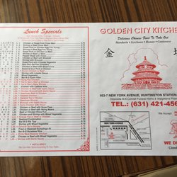Photo Of Golden City Huntington Station Ny United States Lunch