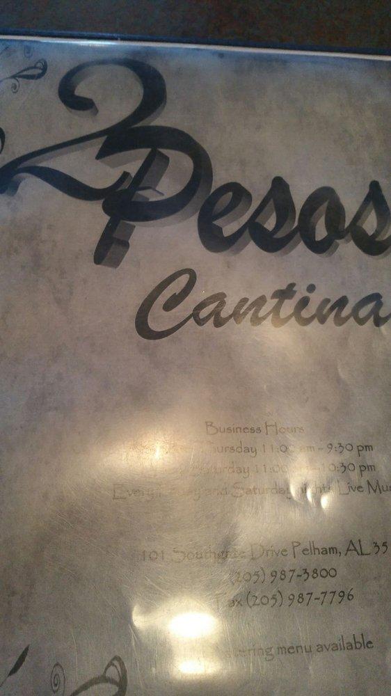 Mexican Restaurants Pelham Al Area