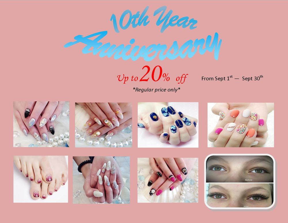 Blue Moon Nails & Beauty - 24 Photos - Nail Salons - 4691 Kingsway ...