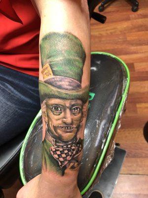 f728c2af8 Fateless Custom Art & Tattoo 20852 E Ocotillo Rd Ste D-102 Queen ...