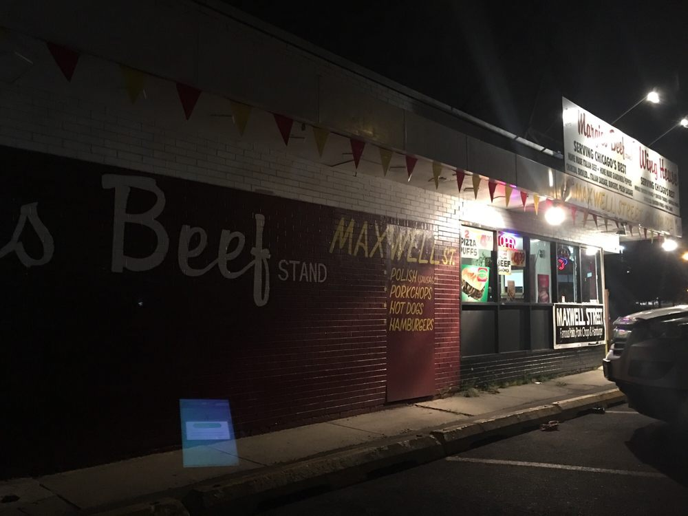 The Original Margies Beef Stand: 4948 W North Ave, Chicago, IL