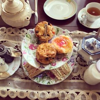 English Rose Tea Room Santa Rosa