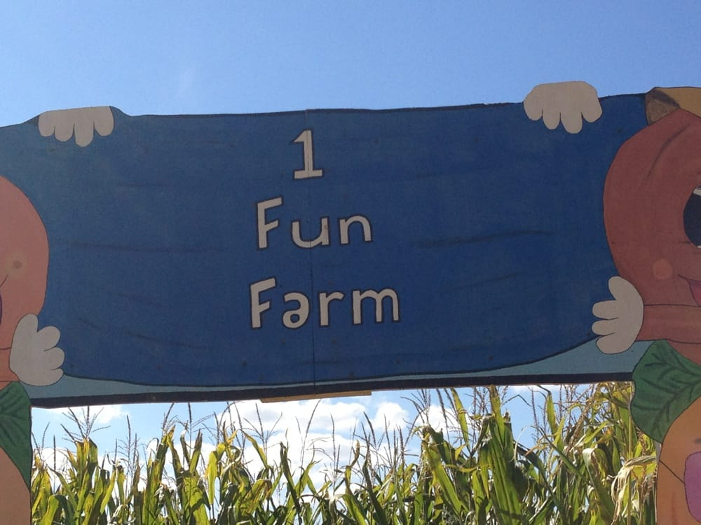 1 Fun Farm: 8291 W State Road 1, Farmland, IN