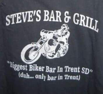 Steve's Bar & Grill: Trent, SD