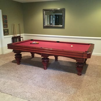 Cover Aww Pool Table Services Photos Reviews Movers - Pool table removal near me