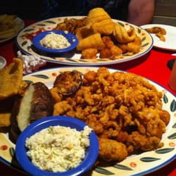 Photo Of Blu Bay Seafood Restaurant Alpharetta Ga United States Clam Strips