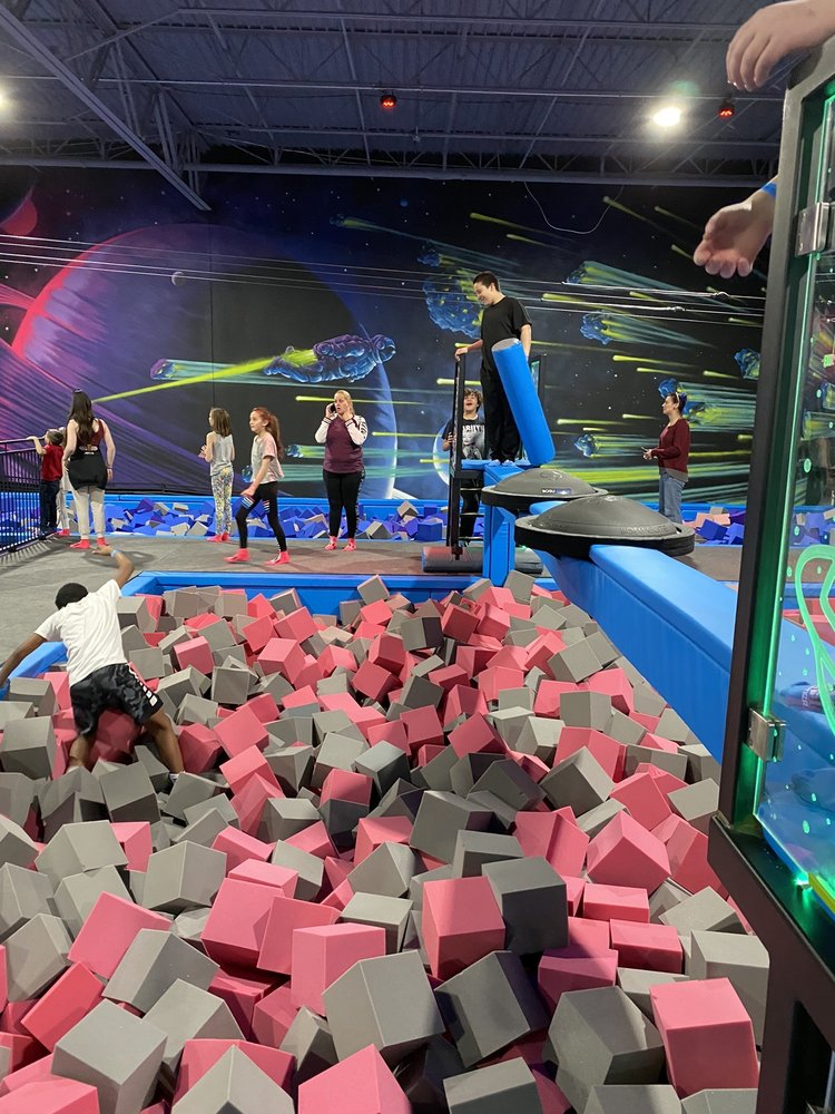 Frontier Trampoline Park: 3501 E Lincolnway, Cheyenne, WY