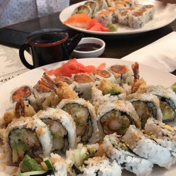 Sushi para ii 289 photos 738 reviews sushi bars for Lawrence fish market menu