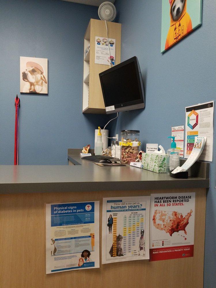 Angel Parkway Pet Hospital: 571 S Angel Pkwy, Lucas, TX