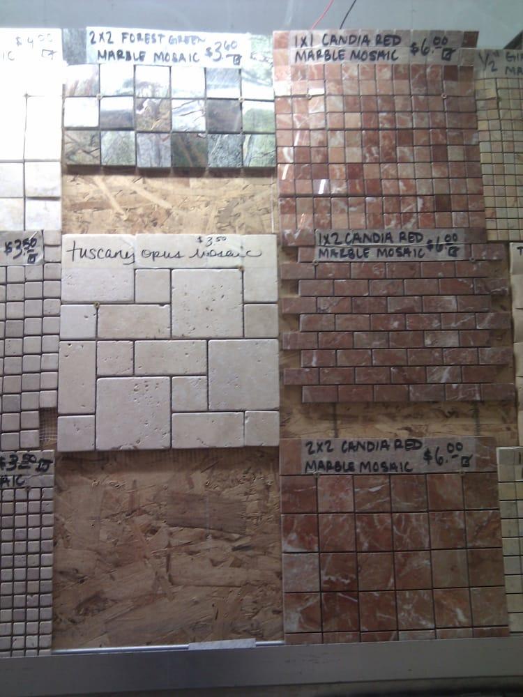 Photo Of Terico San Jose Ca United States Some Examples Mosaics