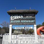 A Giant Shrimp Photo Of Ella S Calabash Nc United States