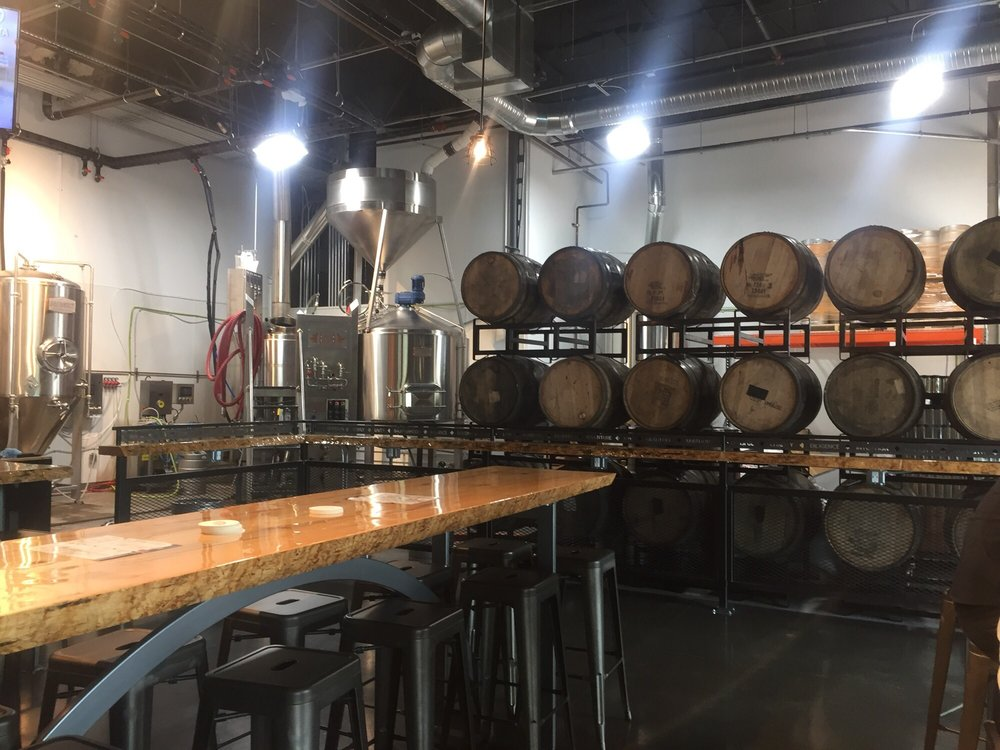 Burning Barrel Brewing Company