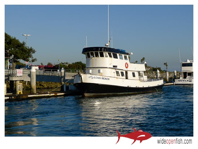 The City Of Long Beach Sportfishing