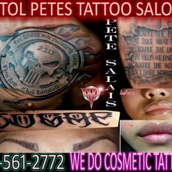 be4d51f1d Photo of Pistol Pete's Tattoo Saloon - Arlington, TX, United States