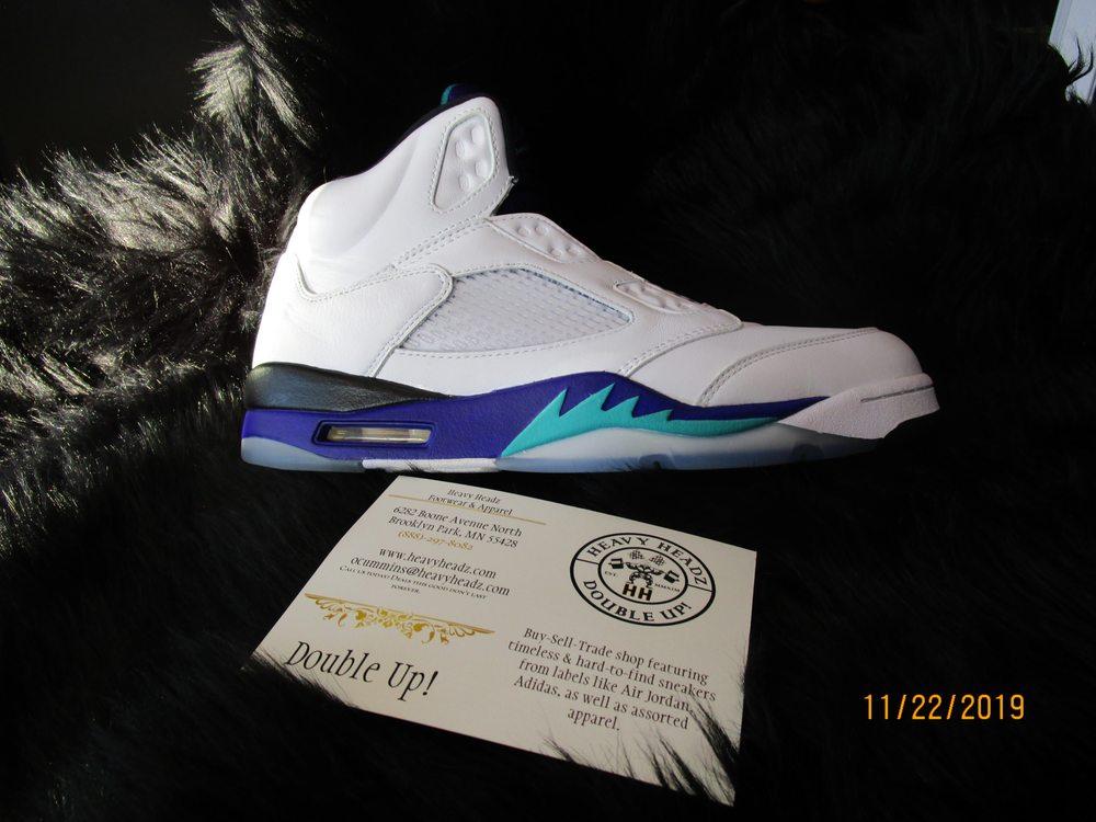 Heavy Headz Footwear & Apparel: 6282 Boone Ave N, Brooklyn Park, MN