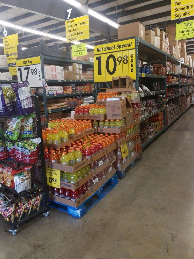 Smart Foodservice Warehouse Stores: 2805 Maywood Dr, Klamath Falls, OR