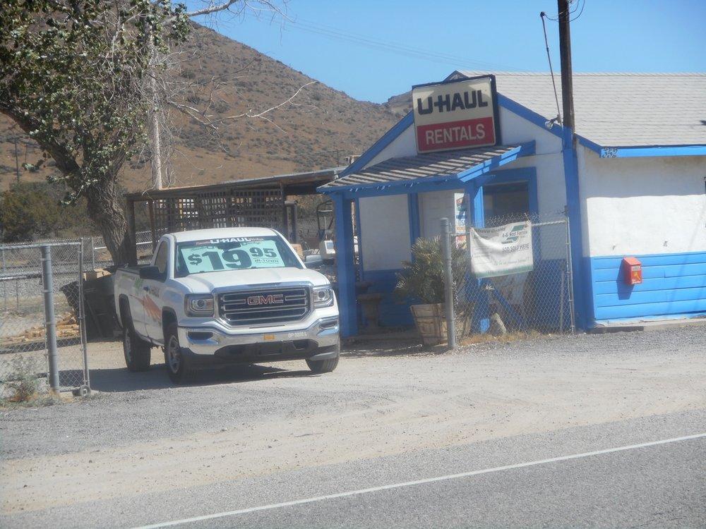 U Haul Neighborhood Dealer Truck Rental 352 W Sierra Hwy
