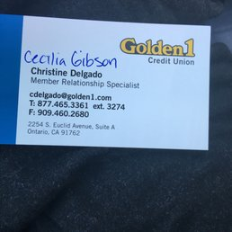 Golden 1 Credit Union Banks Amp Credit Unions 2254 S Euclid Ave Ontario Ca Phone Number Yelp
