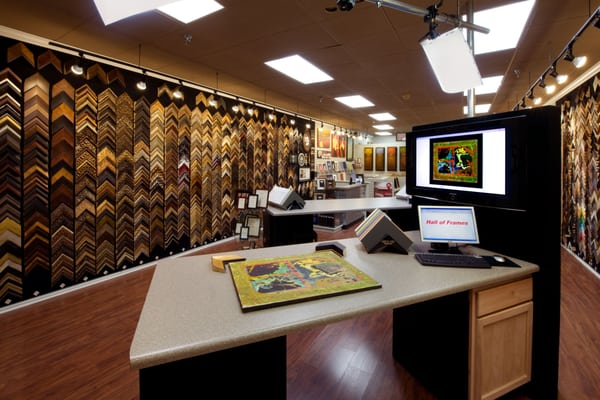 Hall of Frames - Framing - 83rd Ave & Unionhls, Phoenix, AZ - Phone ...