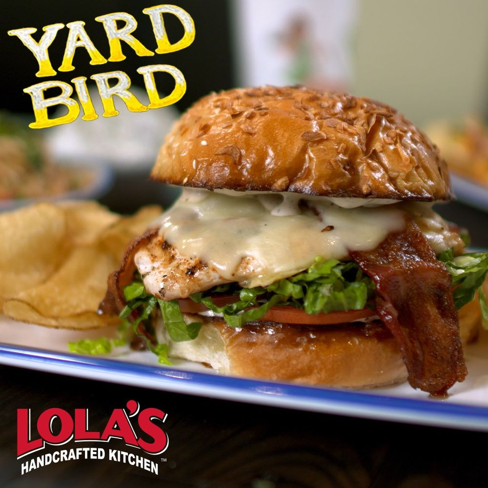 Lola's Handcrafted Kitchen: 5377 S Broadway Ave, Tyler, TX