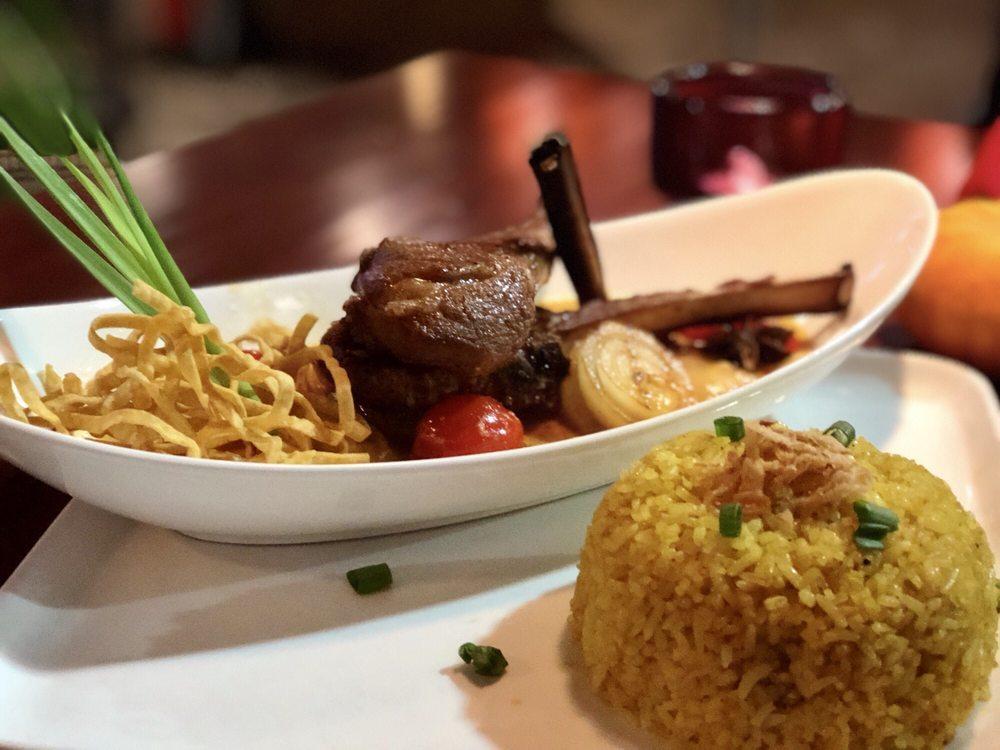 Food from Citizen Thai Bistro