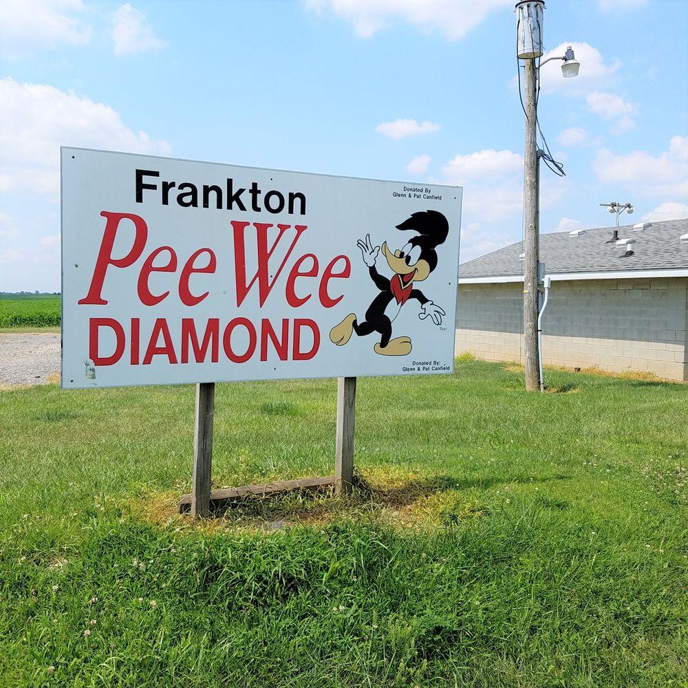 Frankton Pee Wee Diamond: S Lafayette St, Frankton, IN