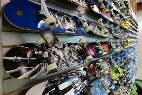More complete skateboards than any skate shop in South