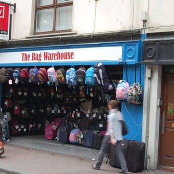 Liffey Bag Warehouse - CLOSED - Shoe Shops - 27 Lower Liffey ...