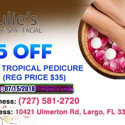 Photo Of Julie S Nail Salon Largo Fl United States Special From