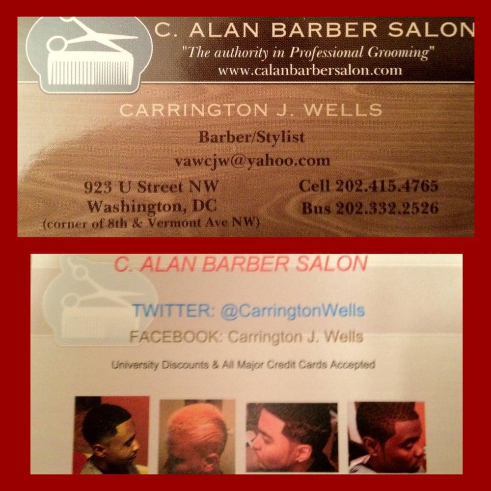 C alan barber salon barbers 923 u st nw u street corridor c alan barber salon barbers 923 u st nw u street corridor washington dc phone number yelp magicingreecefo Images