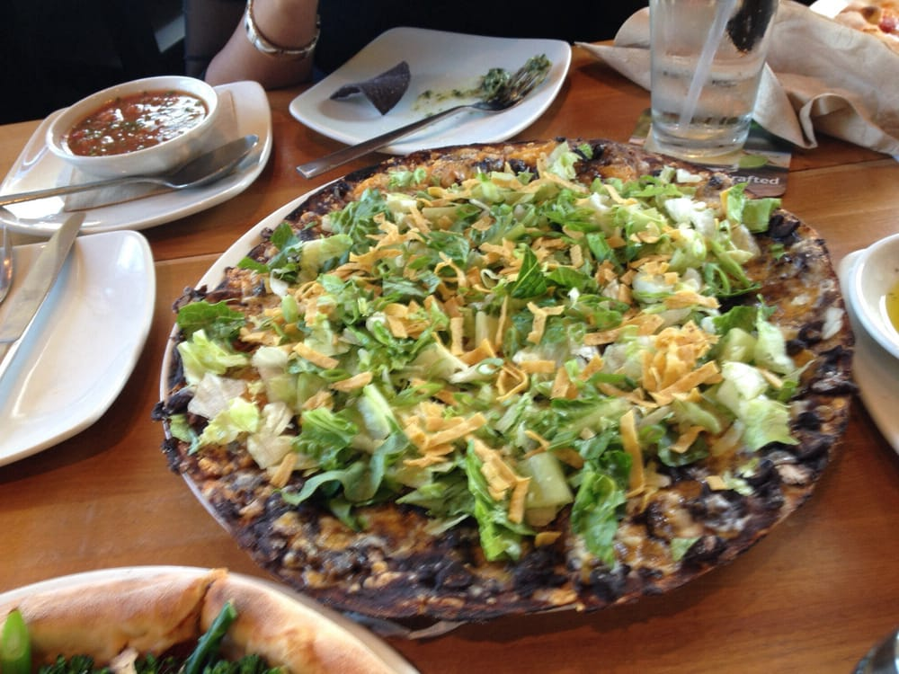Their Mexican Style Pizza Yelp