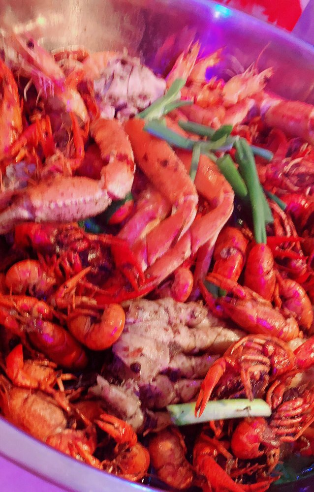 Bear Bay Seafood Kitchen: 1104 W Parker Rd, Plano, TX