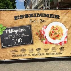 Photo Of Esszimmer   Berlin, Germany. Das Mittags Angebot