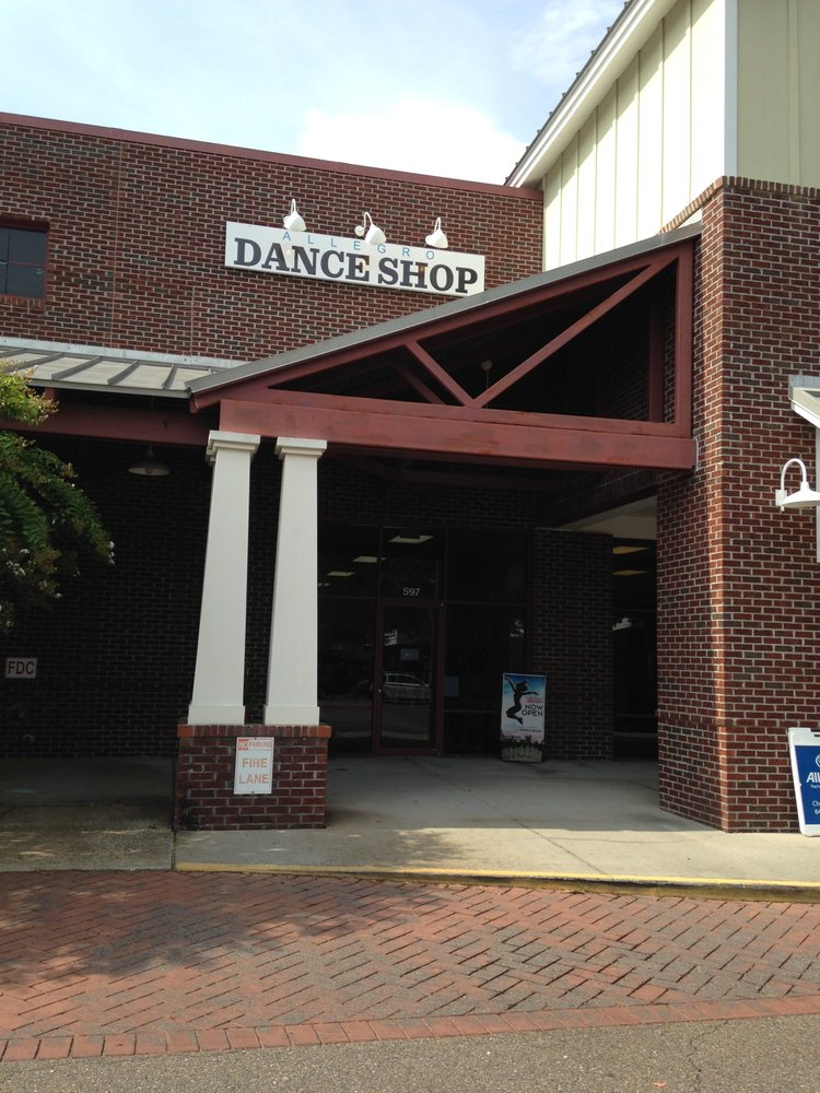 Allegro Dance Shop: 597 Belle Station Blvd, Mount Pleasant, SC