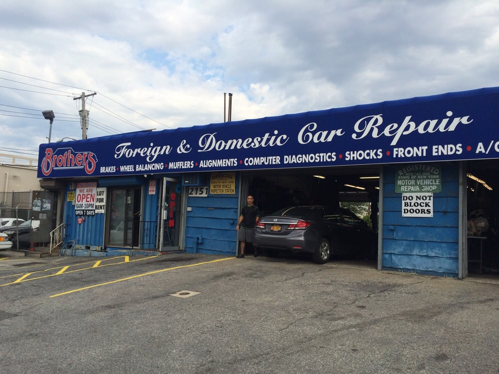 Brothers Foreign Car Specialists: 2151 Forest Ave, Staten Island, NY