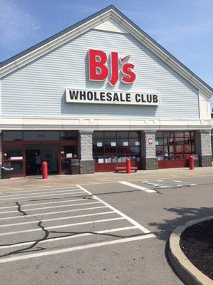 BJ's Wholesale Club 3056 Sheridan Dr Buffalo, NY Department